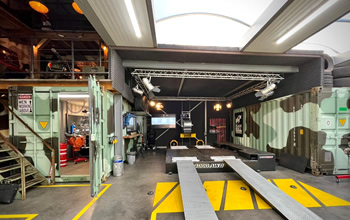 AWD rollerbank vermogenstest voor 4x4 auto's